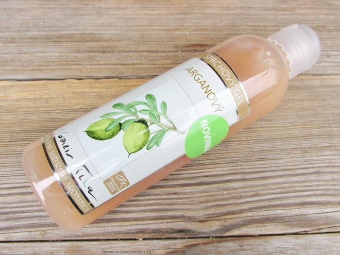 Růžový chroust: NOBILIS TILIA Arganový sprchový gel