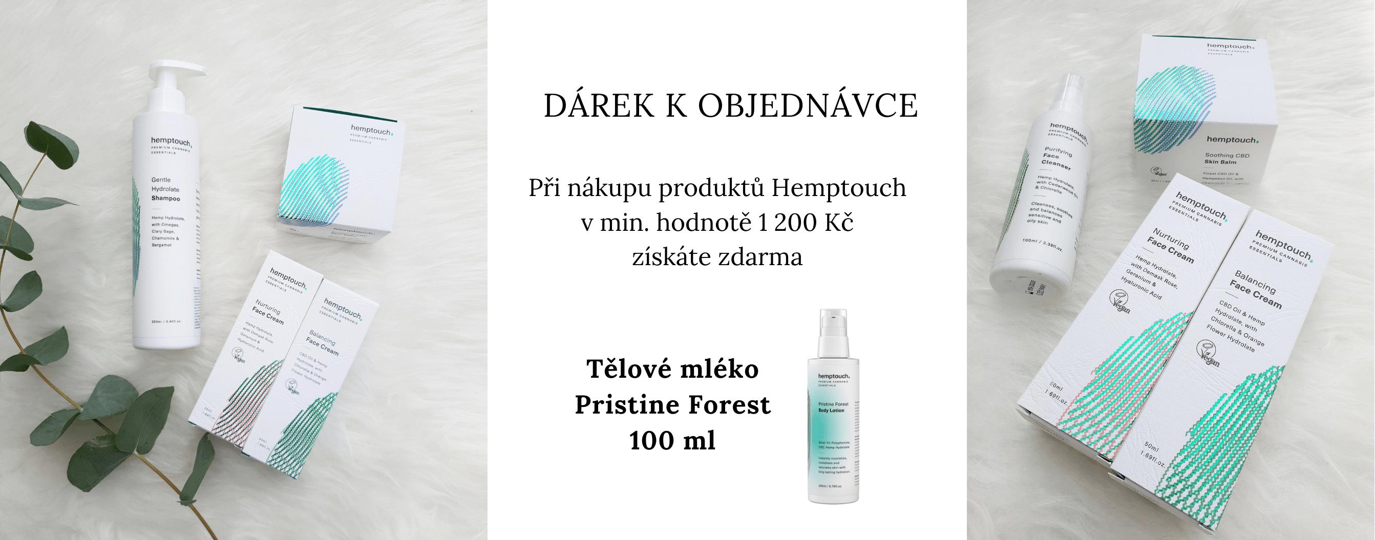 Pristine Forest dárek