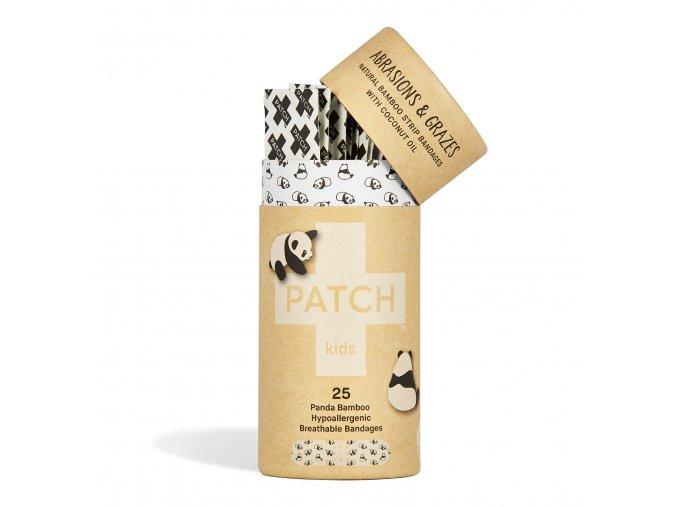 Patch Strips Kokosöl tube 2