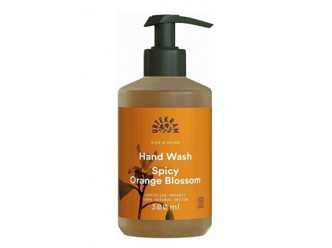 osvezujici tekute mydlo koreneny pomeranc 300ml urtekram bio