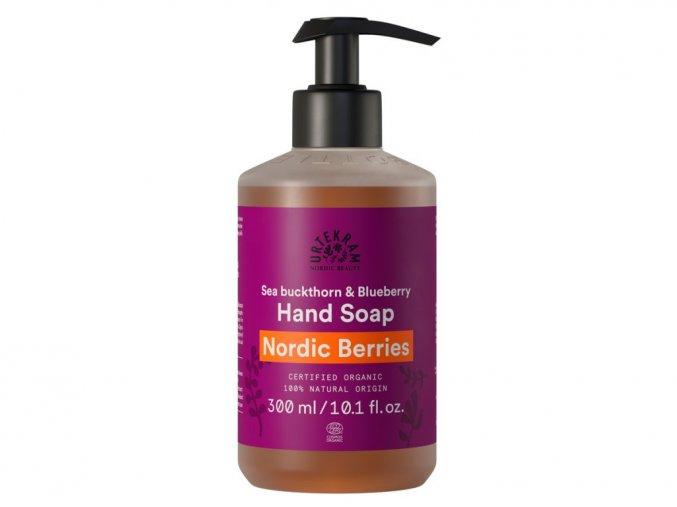 URTEKRAM Tekuté mýdlo na ruce Nordic Berries BIO 380 ml