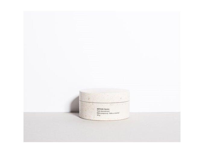 MYLO Krémový deodorant Mátová fialka 30 ml
