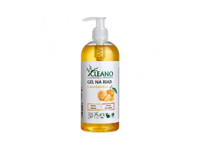 mandarinka 400ml gel na nadobi