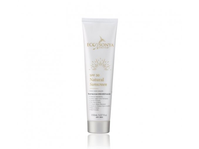 prirodni opalovaci krem spf 30 natural sunscreen