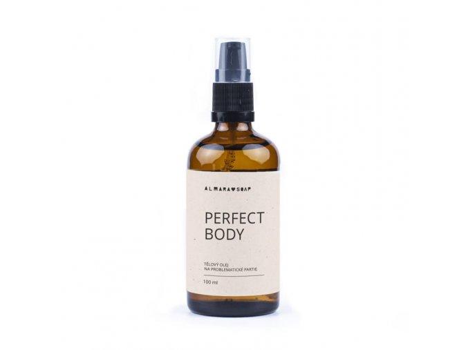 ALMARA SOAP Tělový olej Perfect Body 100 ml