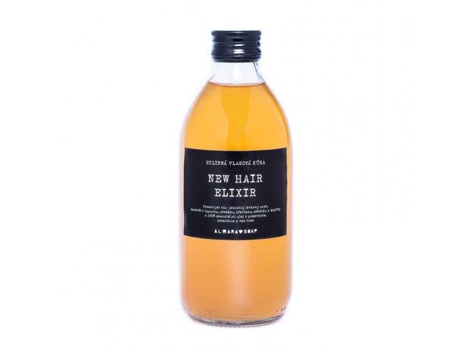 ALMARA SOAP New Hair Elixir 300 ml - expirace 8.11.2021
