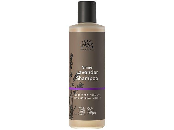 URTEKRAM Šampon levandulový  BIO 250 ml