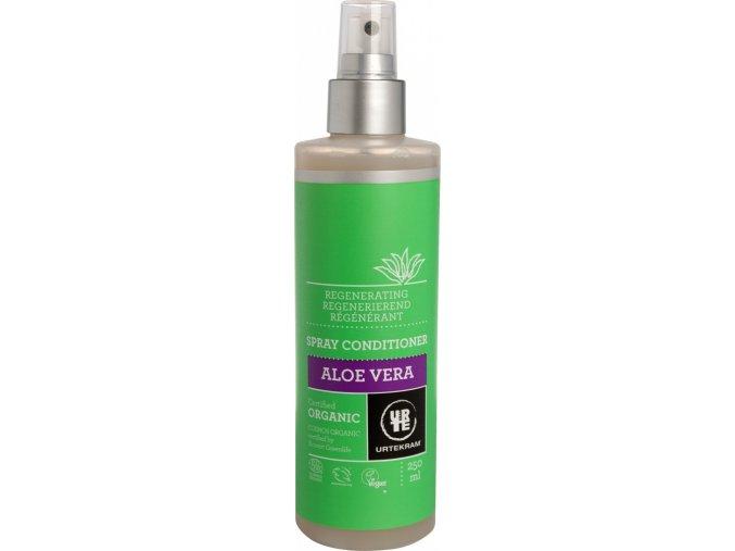 URTEKRAM Kondicionér sprej Aloe vera BIO 250 ml
