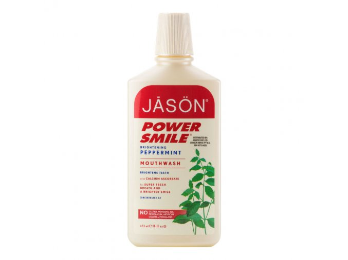 JASON Ústní voda Powersmile 473 ml