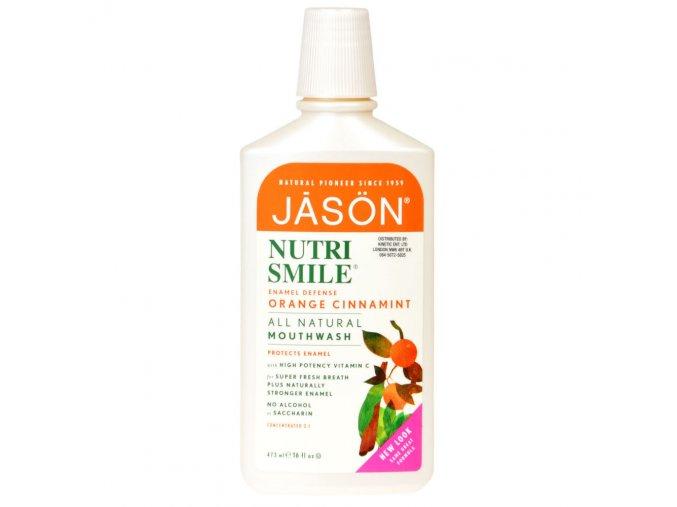 JASON Ústní voda Nutrismile 473 ml