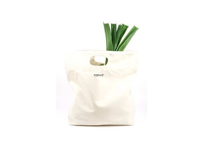 bcfae4ee7e3e80d52f0d71d710e16246 Re Sack Canvas bag with cut handle and vegetable kopie