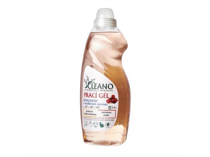 praci gel ekologicky s mydlovymi orechmi