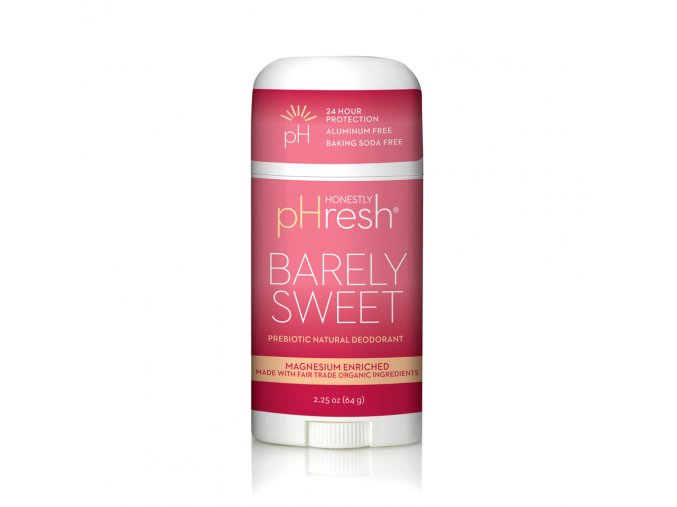 honestly phresh damsky prirodni deodorant barely sweet 2629 2090501982