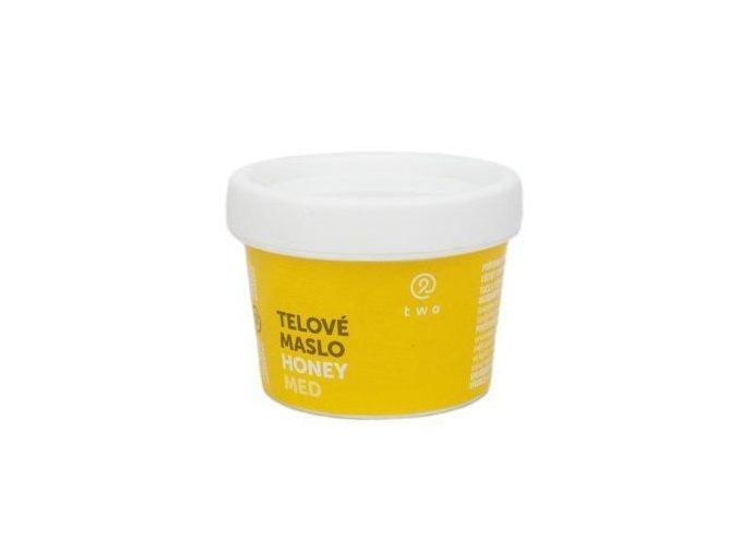TWO COSMETICS Tělové máslo HONEY 100 g