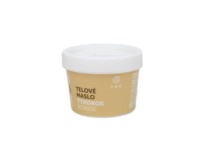 TWO COSMETICS Tělové máslo TYKOKOS 100 g