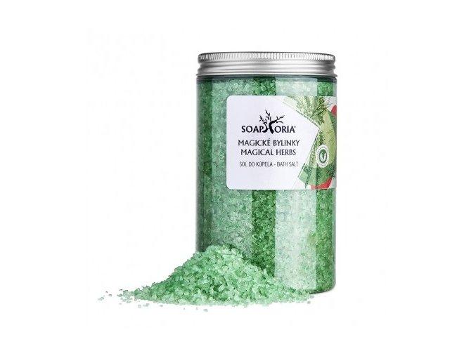 babickina zahradka solna zmes do kupela