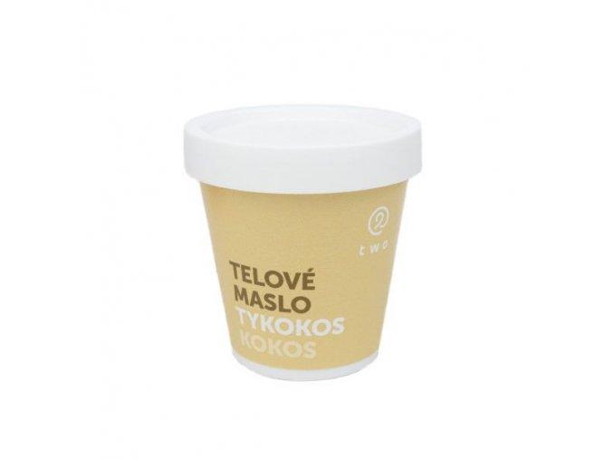 TWO COSMETICS Tělové máslo TYKOKOS 200 g