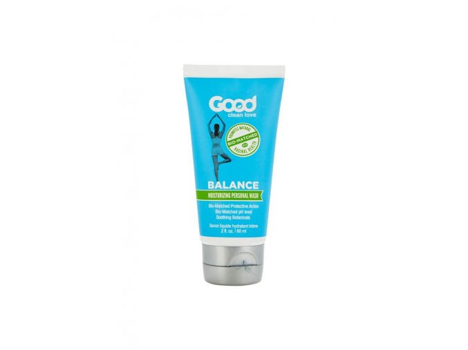 good clean love intimni myci gel proti zanetum a kvasinkam 60 ml 5155.217084881