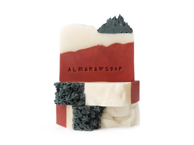 ALMARA SOAP Přírodní mýdlo Merry Christmas 100 g