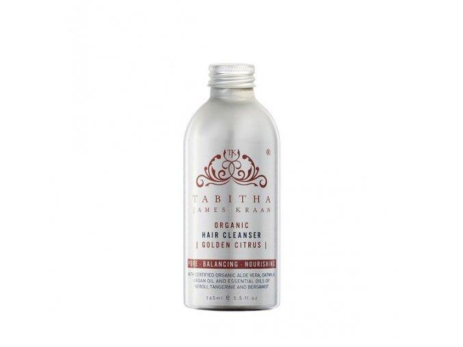 tabitha james kraan golden citrus organic hair cleanser 60ml 1