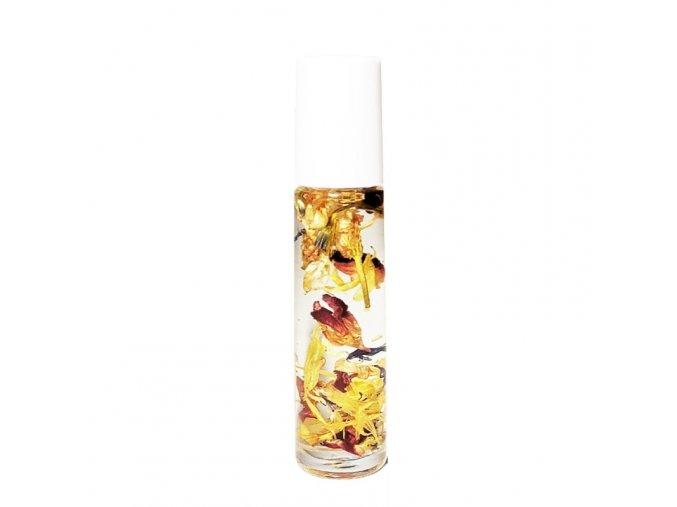 kvetinovy lesk na pery floral lip shine