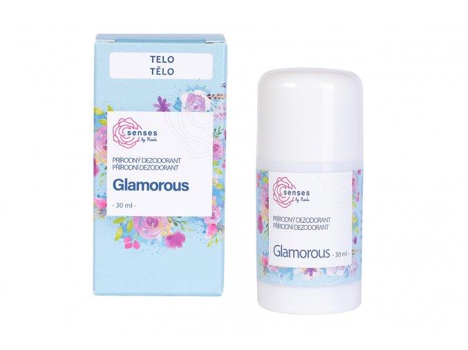 Glamorous Prírodný dezodorant 30 ml