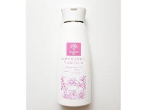 SAVON Tělové mléko se šípkovým olejem Orchidea Vanilla 250 ml