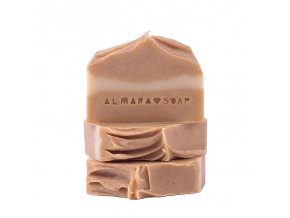 ALMARA SOAP Přírodní mýdlo Curcuma & Honey 90 g