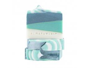 ALMARA SOAP Přírodní mýdlo Green Tea Cucumber 100 g