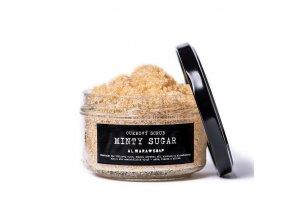 ALMARA SOAP Přírodní scrub Minty Sugar 140 g - expirace 1.11.2021