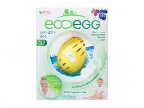 ECOEGG Prací vejce pro 720 praní bez vůně + DÁREK Odstraňovač skrvn 270 ml