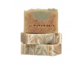 ALMARA SOAP Přírodní mýdlo Lemon Tea Tree 85 g
