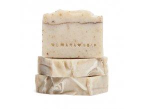 ALMARA SOAP Přírodní mýdlo Ovesný koláč 85 g
