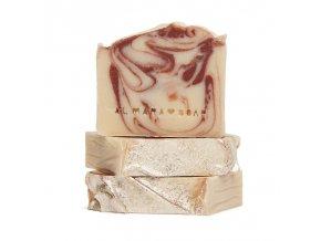 ALMARA SOAP Přírodní mýdlo Ohnivý santal 100 g