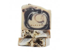 ALMARA SOAP Přírodní mýdlo Maple Mocha 100 g
