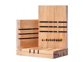 ALMARA SOAP Dřevěná mýdlenka č.1