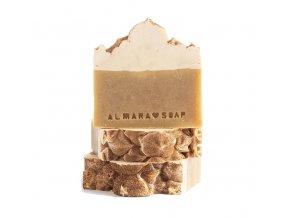 ALMARA SOAP Přírodní mýdlo Pumpkin Spice Latte 100 g