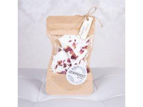 SURPRISED BY NATURE Sójový vosk do aromalampy Jemná vanilka - lámané kousky 35 g
