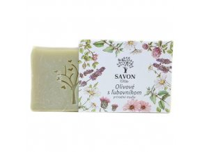 prirodni mydlo olivove s trezalkou savon l