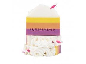 ALMARA SOAP Přírodní mýdlo Limonáda 100 g
