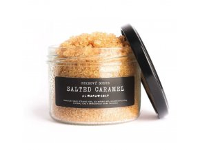 ALMARA SOAP Přírodní scrub Salted Caramel 140 g