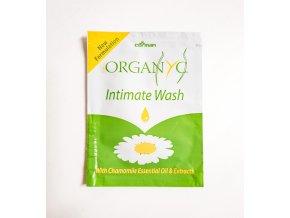 ORGANYC Gel pro intimní hygienu BIO - VZOREK