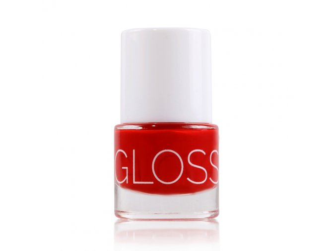 GlossWorks 9-free lak na nehty Red Devil 9 ml