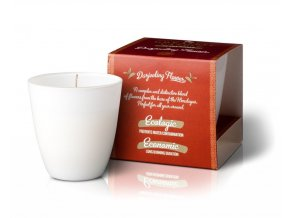 The Greatest Candle Vonná svíčka ve skle (130 g) - květ darjeelingu