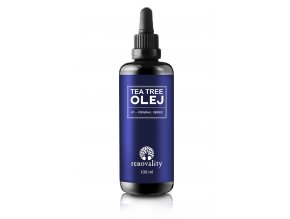 Renovality TEA TREE OLEJ 100ML S KAPÁTKEM