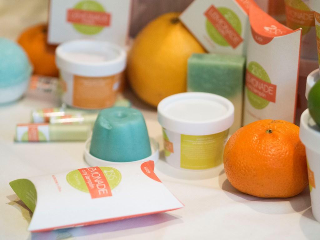 Novinky zo sveta prírodnej kozmetiky: Kolekcia Lemonade od 2sis
