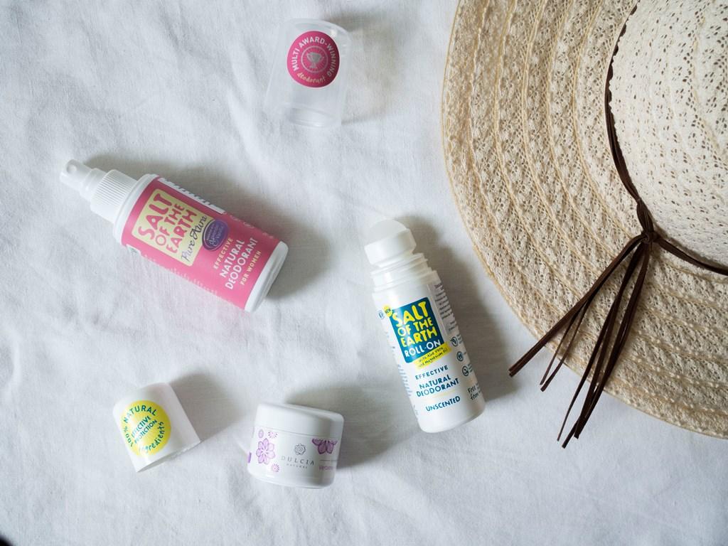 Ako prejsť na prírodnú kozmetiku: Dezodoranty