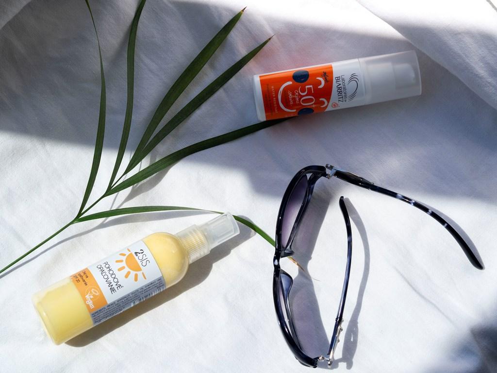 Ako sa chrániť pred slnkom? Zn. prírodne