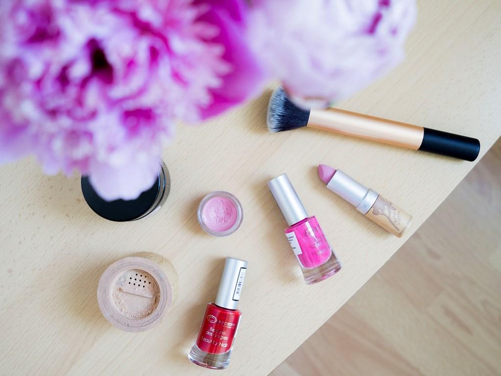 Ako prejsť na prírodnú kozmetiku: dekoratívna kozmetika