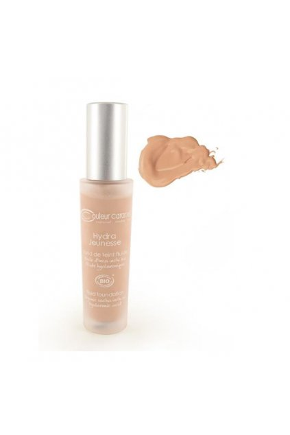 HYDRATACNY MAKE UP COULEUR CARAMEL ODTIEN 24